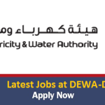 Huge Job Vacancies in Dubai Electricity and Water Authority (DEWA)@Dubai-UAE