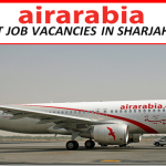 Huge Latest Job Vacancies in Air Arabia @Dubai-UAE