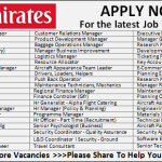 Latest Job Vacancies in Emirates Group Airport 2019| Any Graduate/ Any Degree / Diploma / ITI |Btech | MBA | +2 | Post Graduates | Dubai-UAE