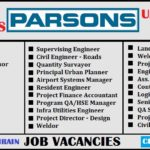 Latest Job Vacancies in  PARSON 2019 | Any Graduate/ Any Degree / Diploma / ITI |Btech | MBA | +2 | Post Graduates | Dubai,Abu Dhabi,Qatar,Saudi Arabia,UAE