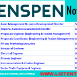 Latest Oil and Gas Job Vacancies in Penspen 2019 | Any Graduate/ Any Degree / Diploma / ITI |Btech | MBA | +2 | Post Graduates | Abu Dhabi,Bangkok,Singapore,UAE,USA,UK