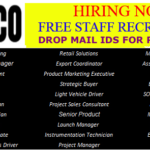 Huge Latest Job Vacancies in DULSCO | Any Graduate/ Any Degree / Diploma / ITI |Btech | MBA | +2 | Post Graduates |  UAE,Abu Dhabi,Al-Ain,Riyadh,Dubai,Doha,Ajman