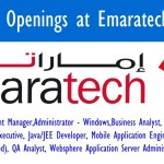 Latest Job Vacancies in Emaratech 2018 | Any Graduate/ Any Degree / Diploma / ITI |Btech | MBA | +2 | Post Graduates  | Dubai