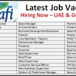 Huge Latest Job Vacancies in Masafi @UAE,Dubai,Saudi Arabia,Kuwait