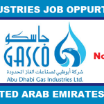 Latest Oil and Gas Job Vacancies in Abu Dhabi Gas Industries LTD[GASCO] 2019| Any Graduate/ Any Degree / Diploma / ITI |Btech | MBA | +2 | Post Graduates | UAE