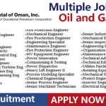 Huge Latest Job Vacancies in Occidental Petroleum Corporation@Qatar,UAE,USA