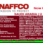 Huge Latest Job Vacancies in NAFFCO@UAE,Saudi Arabia,Qatar