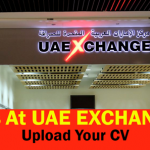 Job Vacancies in UAE Exchange 2016-2017 |Upload/Register Your CV