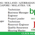 Huge Latest Job Vacancies in British Petroleum@Malaysia,Singapore,Oman ,UK