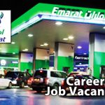 Latest Job Vacancies in Emarat Petroleum  | Any Graduate/ Any Degree / Diploma / ITI |Btech | MBA | +2 | Post Graduates | Dubai,UAE
