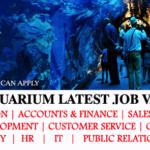Latest Job Vacancies in Dubai Aquarium@Dubai,UAE
