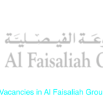Latest Job Vacancies in Al Faisaliah Group|Apply Online