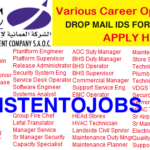 Latest Government Job Vacancies OAMC-Oman Airports Management Company @UAE