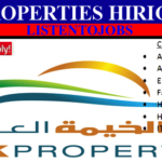 Latest Job Vacancies in RAK Properties | Any Graduate/ Any Degree / Diploma / ITI |Btech | MBA | +2 | Post Graduates | UAE