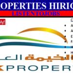 Latest Job Vacancies in RAK Properties | Any Graduate/ Any Degree / Diploma / ITI |Btech | MBA | +2 | Post Graduates | UAE