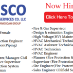 LATEST Job Vacancies in GISCO  2019| Any Graduate/ Any Degree / Diploma / ITI |Btech | MBA | +2 | Post Graduates | UAE
