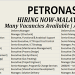 LATEST Job Openings in PETRONAS  2019| Any Graduate/ Any Degree / Diploma / ITI |Btech | MBA | +2 | Post Graduates | MALAYSIA