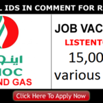 Latest Oil and Gas Job Vacancies in Emirates National Oil Company[ENOC] 2019| Any Graduate/ Any Degree / Diploma / ITI |Btech | MBA | +2 | Post Graduates  | Dubai,UAE | Apply Online