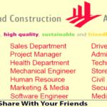 Latest Job Vacancies in Building and Construction Authority (BCA) | Any Graduate/ Any Degree / Diploma / ITI |Btech | MBA | +2 | Post Graduates | Singapore