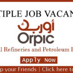 Latest OIL and GAS Job Vacancies in Orpic – Oman Oil Refineries and Petroleum Industries Company | Any Graduate/ Any Degree / Diploma / ITI |Btech | MBA | +2 | Post Graduates | OMAN