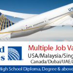 Latest Job Vacancies in United Airlines 2018 | Any Graduate/ Any Degree / Diploma / ITI |Btech | MBA | +2 | Post Graduates| USA