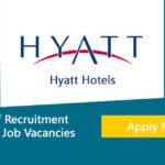 Latest Job Vacancies in Hyatt Hotel 2020  | Any Graduate/ Any Degree / Diploma / ITI |Btech | MBA | +2 | Post Graduates | Abu Dhabi,Dubai ,UAE