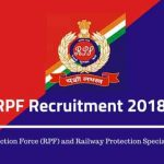 9000 + Vacancies RPF Constable / SI Recruitment 2018 | Apply Online | Last Date 30th June 2018