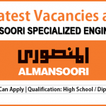 Latest Job Vacancies in AlMansoori  2019| Any Graduate/ Any Degree / Diploma / ITI |Btech | MBA | +2 | Post Graduates  | UAE,Saudi Arabia,Kuwait | Good Salary | Medical | Apply Online